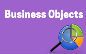 Business Objects Training in Bangalore