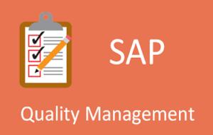 SAP QM Training in Bangalore