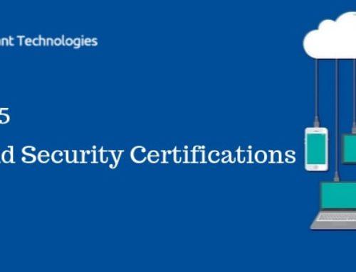 Top 5 Cloud Security Certifications in 2019